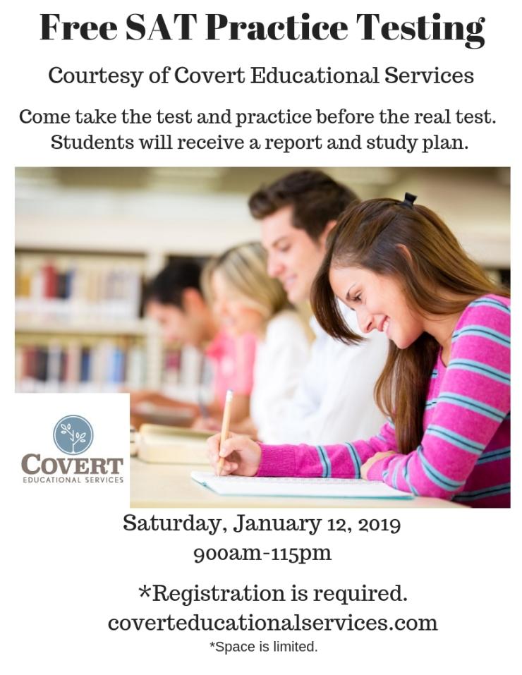 SAT Practice Testing 2