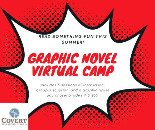 Virtual Graphic Novel